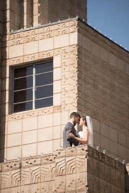 Adam and Lindsey's wedding photographed at the Arizona Biltmore Resort in Phoenix, Arizona by Paul Davis Photography