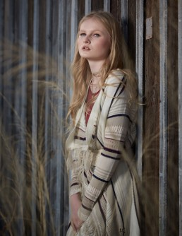 Further Afield - a fashion editorial. Photographed by Paul Davis Photography on location at Empire Ranch.