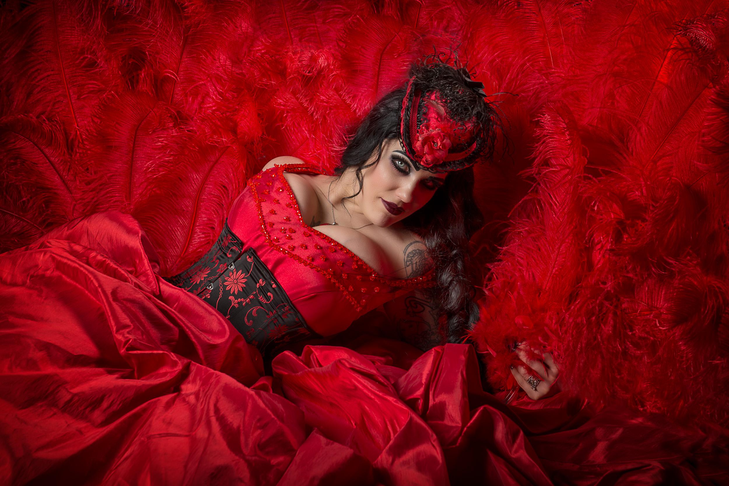 Contessa Oblivian Nude Photos 4