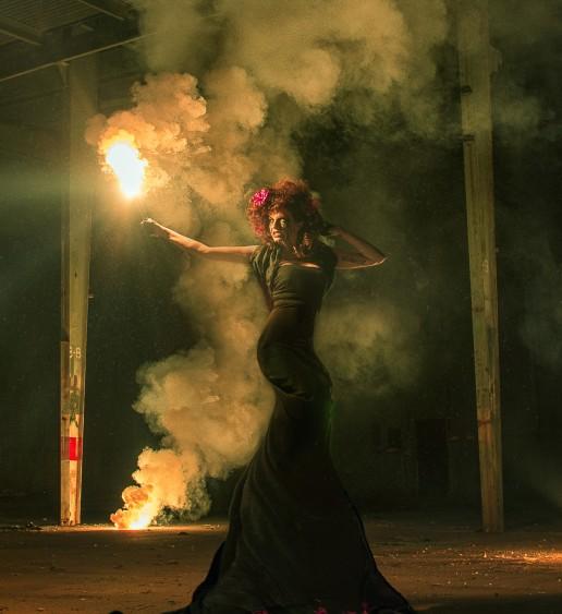 Dark fashion, gothic photography by Paul Davis Photography,Tucson, Arizona.