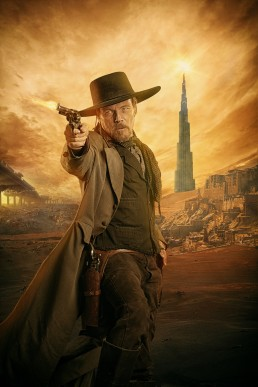 Roland Deschain, Gunslinger from Stephen King's Dark Tower story photographed by Paul Davis Photography, Tucson, Arizona.
