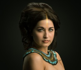 Studio beauty portrait shot by Paul Davis Photography, Tucson, Azrizona