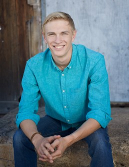Jacob Harmon's senior photo session. Photos taken by Paul Davis Photography.
