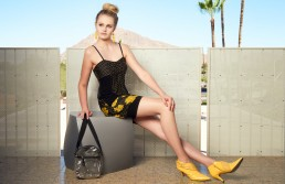 Outtakes from a photo shoot at the Hotel Valley Ho in Phoenix, AZ. Photographed by Paul Davis Photography.