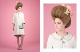 Fashion editorial published in Meraki Magazine featuring clothing from designer Theo Doro.