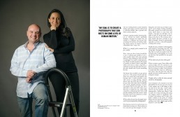 Meraki Magazine interview with photographer Paul Davis of Paul Davis Photography.