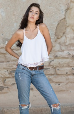Ashley - photographed on location at Empire Ranch by Paul Davis Photography