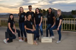 Breakdown Team Photos 2018. Team photos for Hands of Hope's Breakdown youth outreach team. Taken by Paul Davis Photography, Tucson, Arizona.