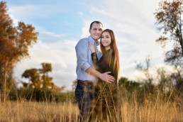Engagement photo session with Chris and Claudia. Photographed by Paul Davis Photography in Tucson, Arizona.