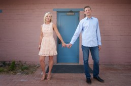 Tracie and Justin's engagement photos by Paul Davis Photography, Tucson, Arizona.