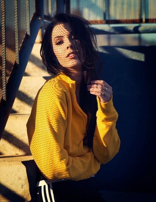 Fashion portrait session with Ashley M. taken by Paul Davis Photography, Tucson, Arizona