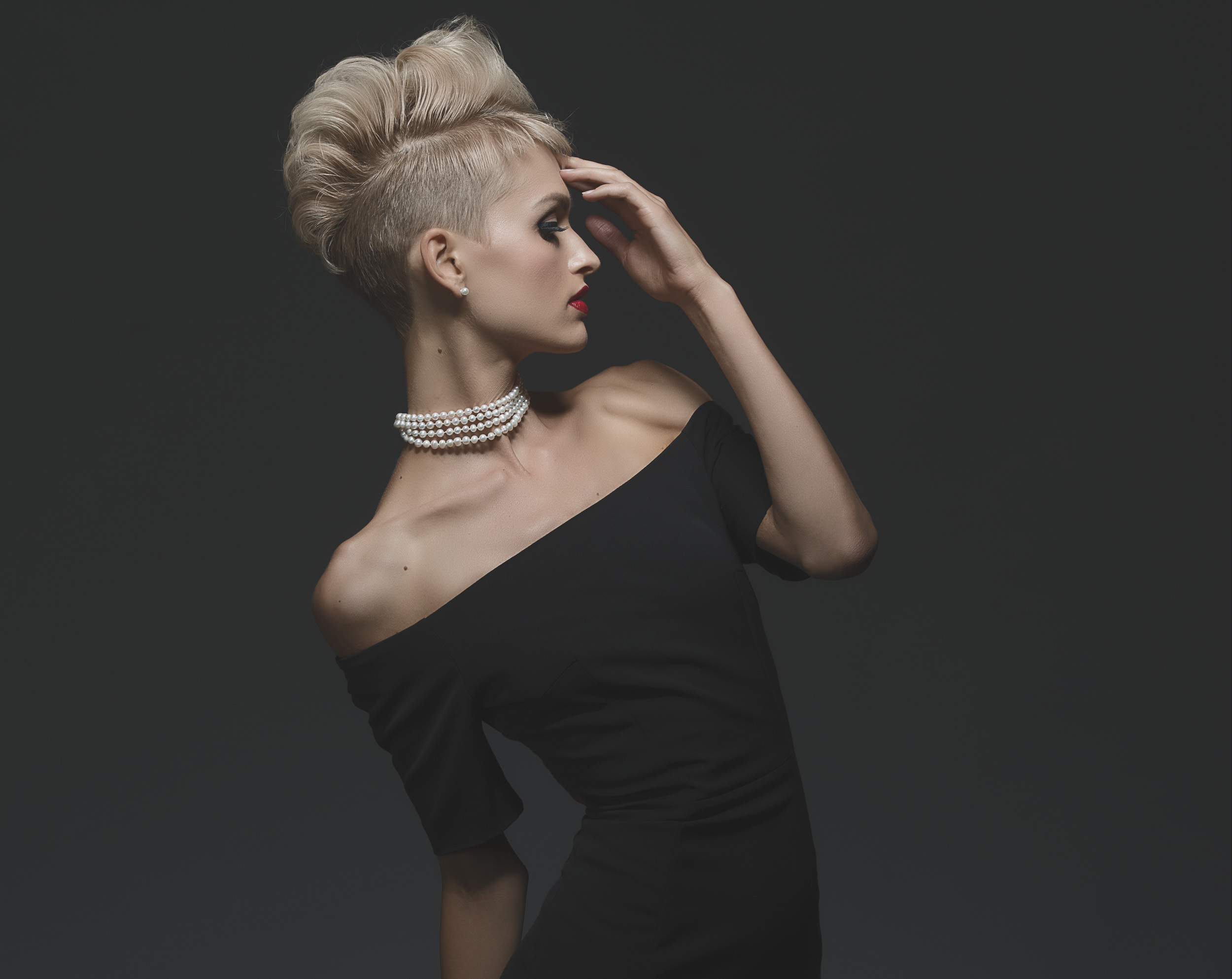 Dark Fashion Portraits Shannon Fabry , Paul Davis III