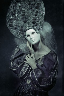 Dark fashion session photographed by Paul Davis Photography, Tucson, Arizona