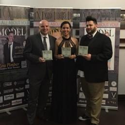 2015 award ceremony for Tucson Model Magazine. Paul Davis Photography won the Creative Photography Award.